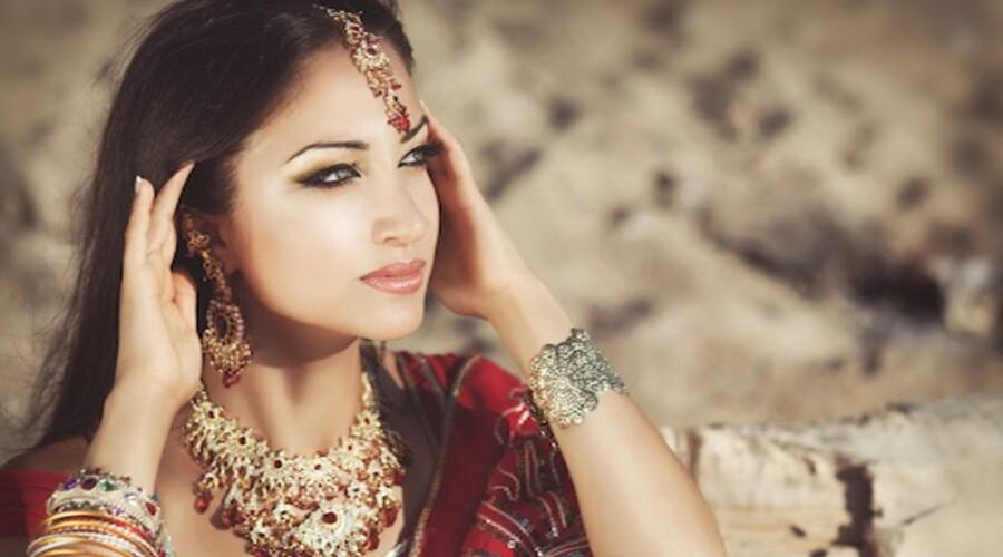 Le secret des cheveux des femmes indiennes