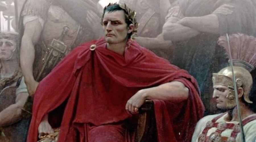 César est-il né par Césarienne ?