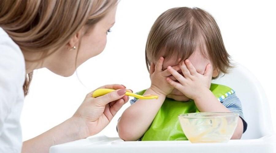 Bébé ne veut pas manger