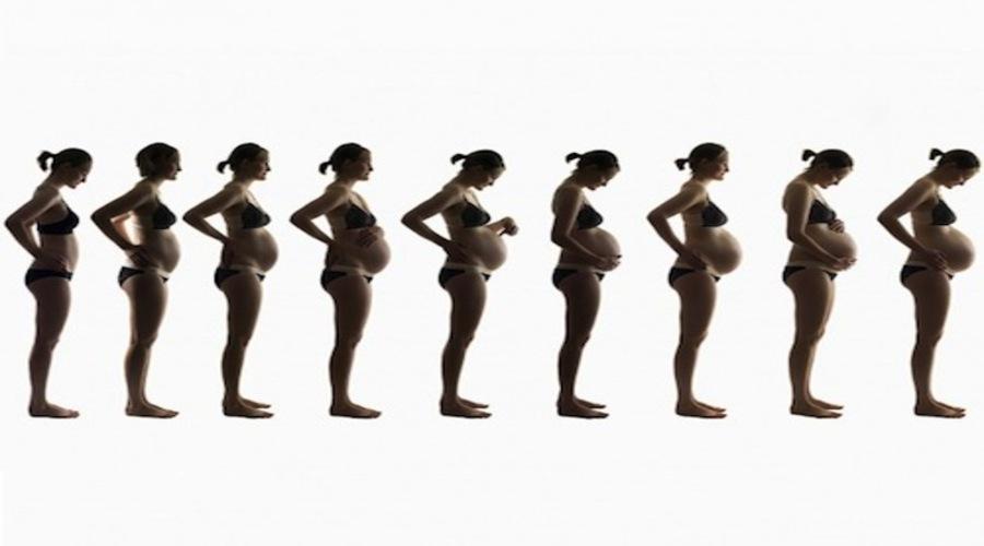 40ème semaine de grossesse