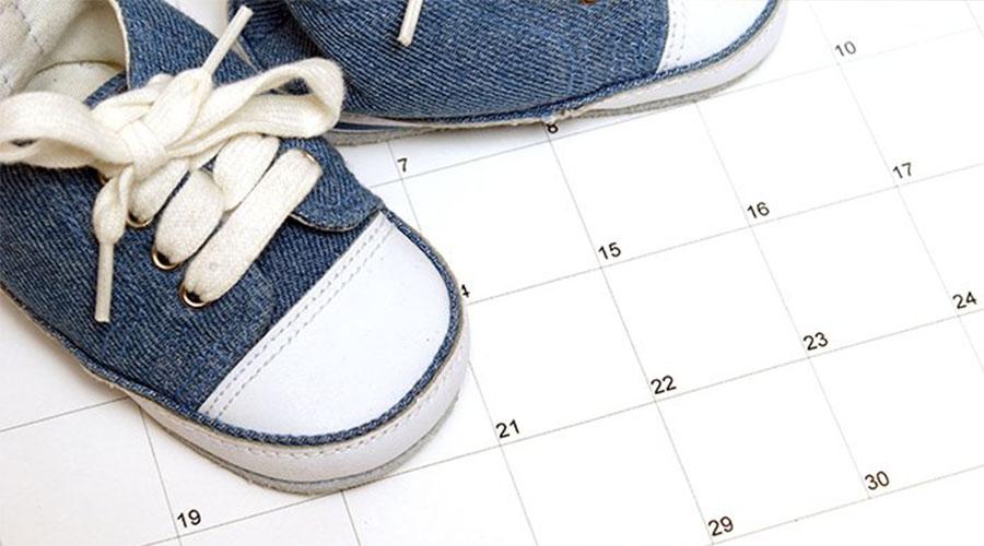Comment savoir de combien de semaines je suis enceinte ?
