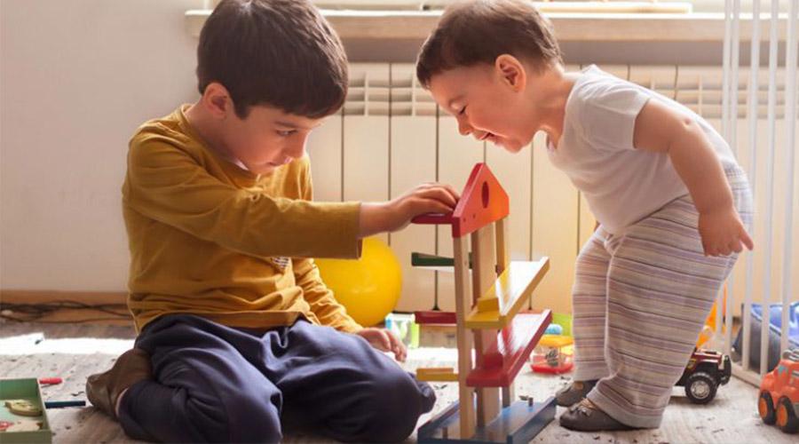 Écart d'âge entre les enfants - y a-t-il un idéal?