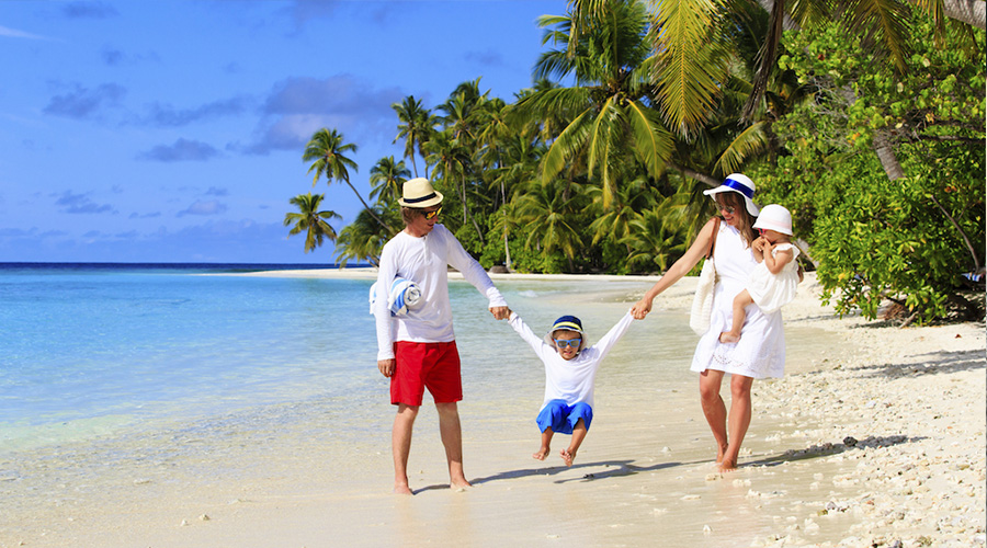 Quelques conseils pour partir avec bébé en vacances