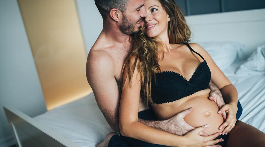 La sexualité pendant la grossesse Par le Professeur René Frydman