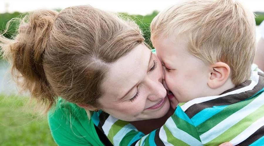 Le processus de séparation entre bébé et maman