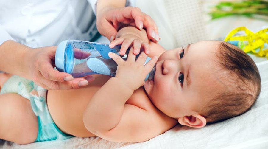 Bébé et la chaleur