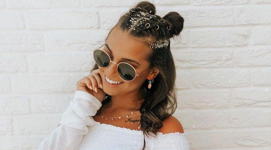Piercing pour cheveux : la tendance de l'été