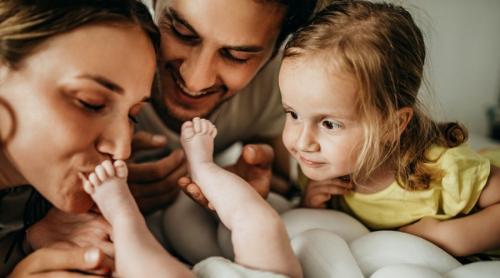 15 activités pour rendre bébé heureux
