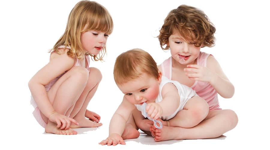 Quel est l'écart d'âge idéal entre les enfants ?