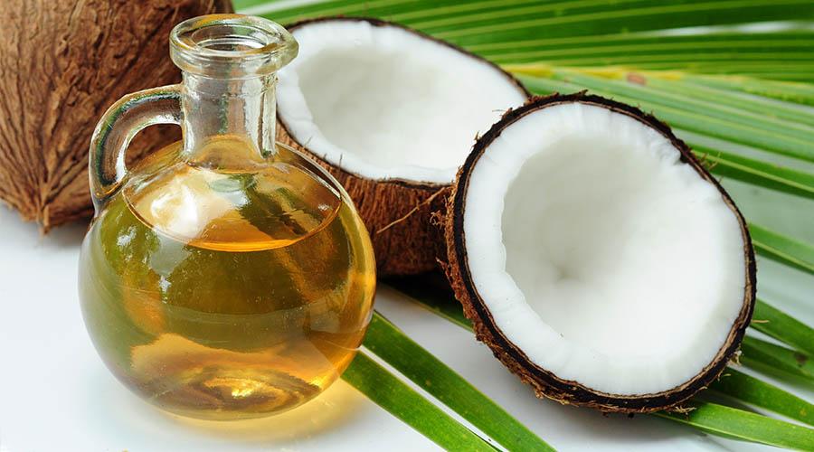 L'huile de coco : un vrai trésor