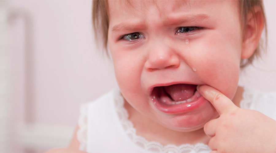 La poussée dentaire