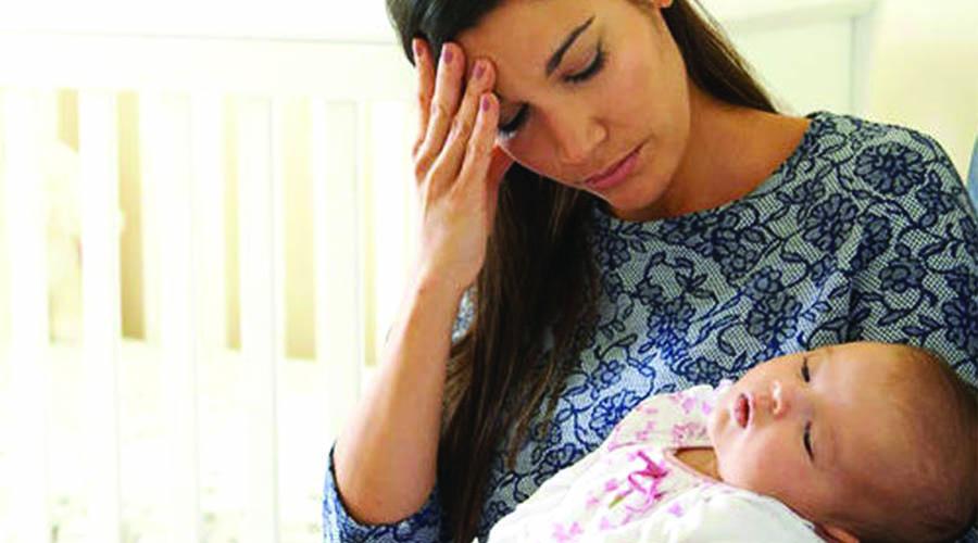 Le baby-blues après l'accouchement