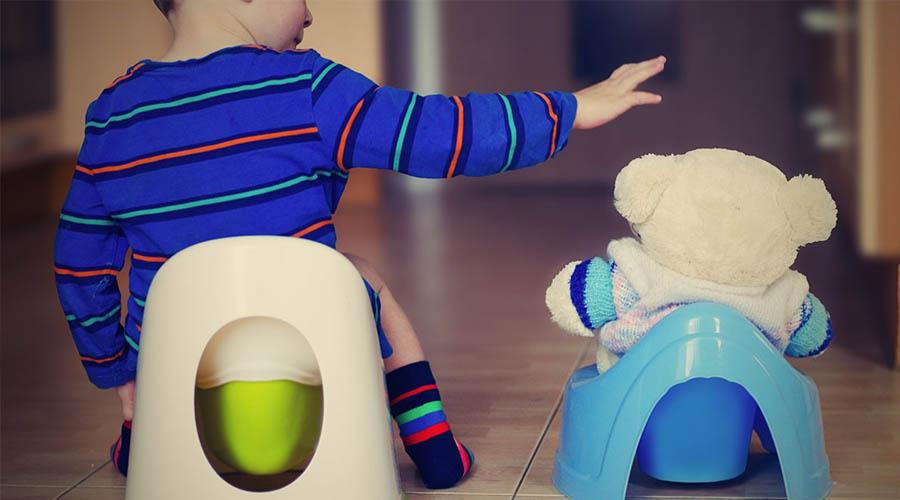 Comment initier bébé au pot ?