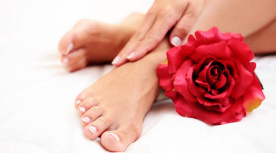 Comment blanchir les mains et les pieds naturellement ?