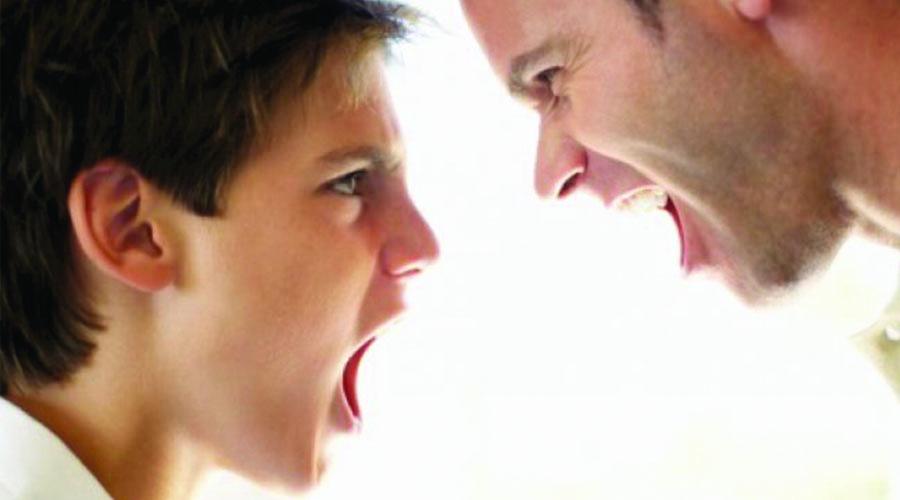 Moins visible que les coups mais tout aussi destructeur… L'agression verbale