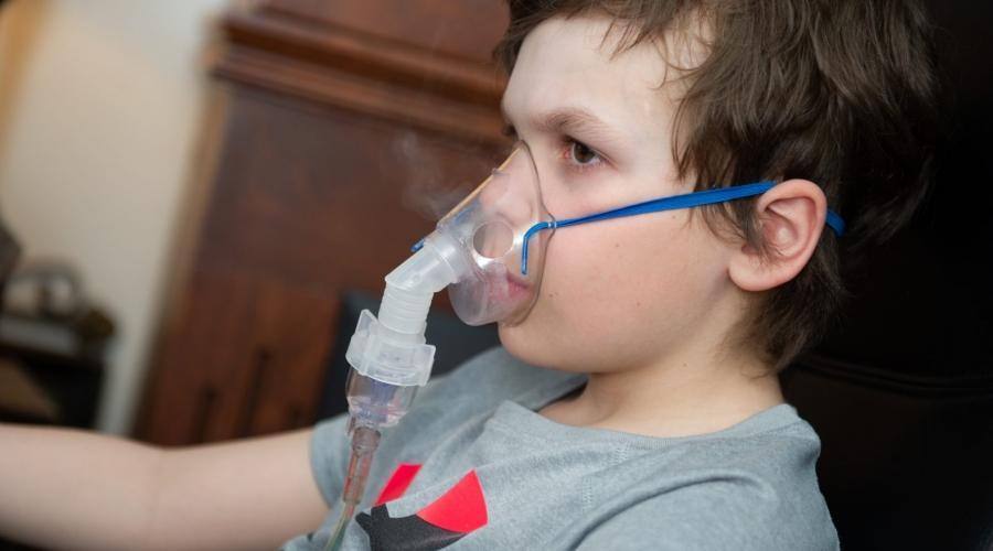 Asthme chez les bébés